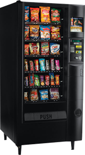 candy snack vending machine for sale - Automatic Products AP932
