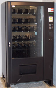 cold food vending machine for sale - AMS 39