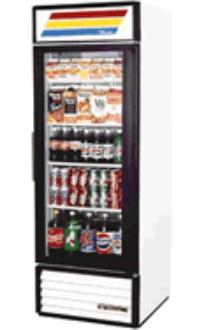 Drink coolers to refrigerate your drinks for sale - True/Bev-Air Single Door Cooler