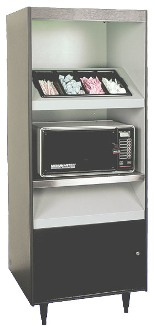 Durable stand/cabinet for your vending machine for sale - All State AS271