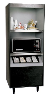 Durable stand/cabinet for your vending machine for sale - All State AS272
