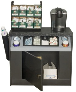 Durable stand/cabinet for your vending machine for sale - All State OCS360