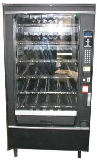 candy snack vending machine for sale - Crane National 157/464
