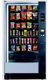 candy snack vending machine for sale - Crane National 167/764