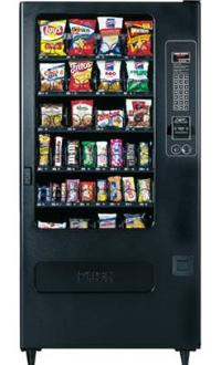 candy snack vending machine for sale - USI HR40