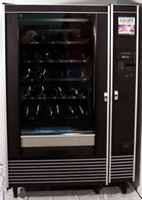 cold food vending machine for sale - Automatic Products AP320