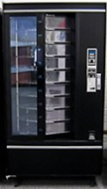 cold food vending machine for sale - National 431