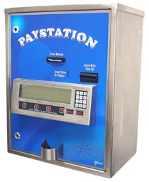 Paystation by American Changer - AC8000