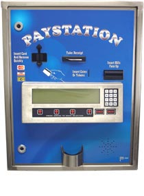Paystation by American Changer - AC8001