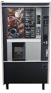 hot drink coffee vending machine for sale - National 653/657