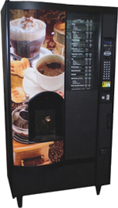 hot drink coffee vending machine for sale - National 673